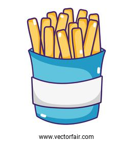 fries french unhealthy calories food