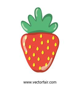 organic strawberry delicious fruit nutrition