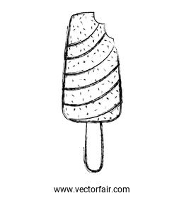 grunge delicious sweet ice lolly dessert