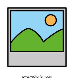 color picture image gallery art frame