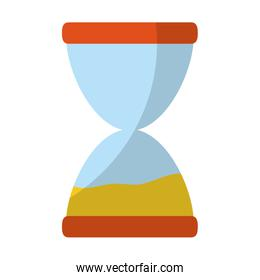sand hourglass countdown object time