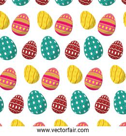 eggs easter traditional decoration background
