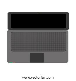 electronic laptop with screen technology service