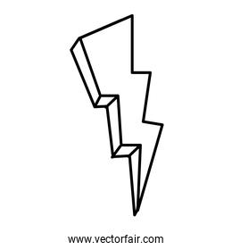 line nature thunder weather electric voltage