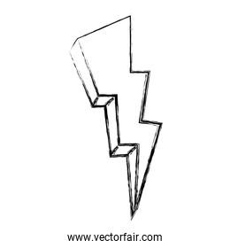 grunge nature thunder weather electric voltage