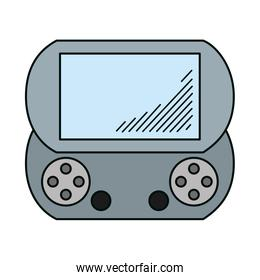 electronic handheld game console simulador