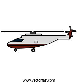 helicopter transport service vehicle technology