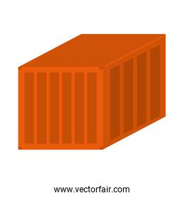 delivery container cargo shipping export