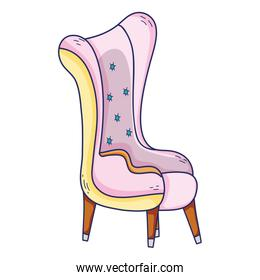 modern seat soft and comfortable style