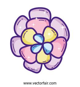 nature cute flower exotic style