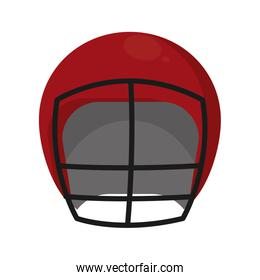 america football helmet uniform style