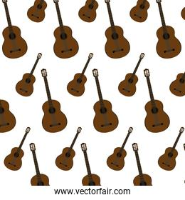 guitar music instrument style background