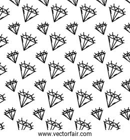line brillant diamond luxury accessory background