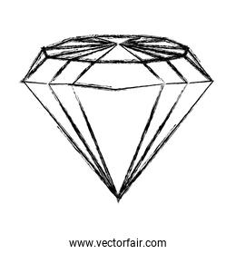 grunge luxury diamond accessory gem style