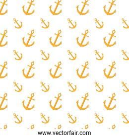 nautical anchor symbol object background