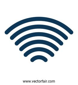 digital wifi signal connection technology
