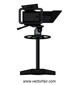 color video recorder production equipment technology
