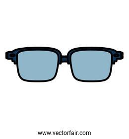 color frame glasses optical object style