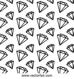 line luxury diamond fashion accessory background