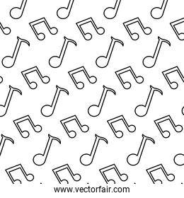 line 2 eighth note and quarter sign background