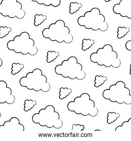 grunge nature fluffy cloud nice background