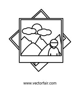 line picture art object vacation image