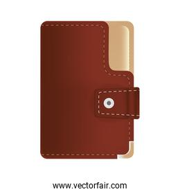 elegant wallet object to save money