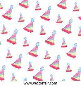 party hat funny decoration background