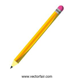 wood pencil object school style