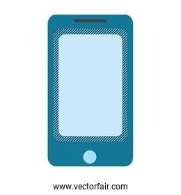 electronic smartphone technology object design