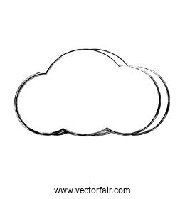 grunge nature fluffy cloud weather style