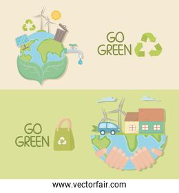 save energy and ecology design