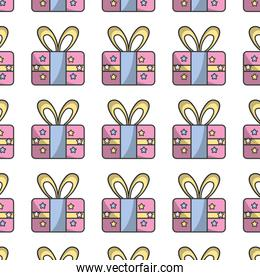 present gift to celebrate special day background