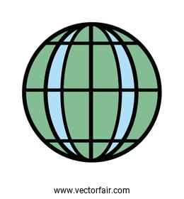 global earth planet to geography exploration