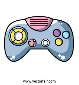 videogame controller with buttons to play in the console