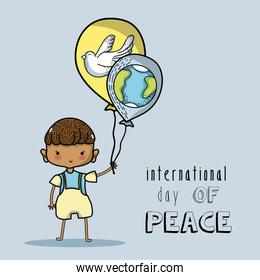 national peace and love day to global harmony