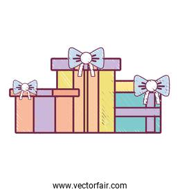 nice presents gifts to merry christmas celebration