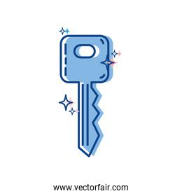 key door to security and protection design