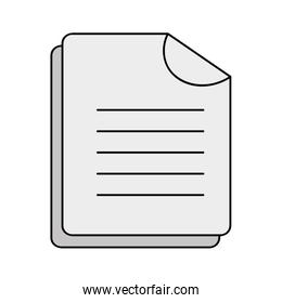 business document business data archive