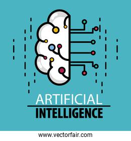 artificial brain circuits science intelligence