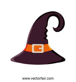 witch hat accessorytrick or treat, happy halloween