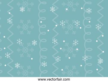 background snowflakes snow lines celebration merry christmas