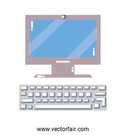 computer device technology isolated