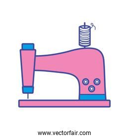 sewing machine fashion industry equipment