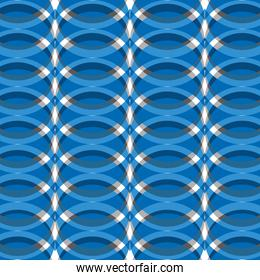 blue shapes abstract pattern background