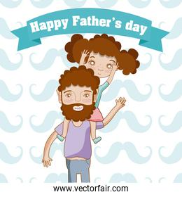 Happy fathers day funny cartoons