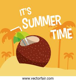 Its summer time