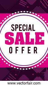 Sales, promotions and discounts