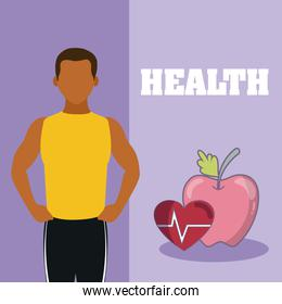 Healthy people lifestyle