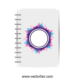 Branding notebook design